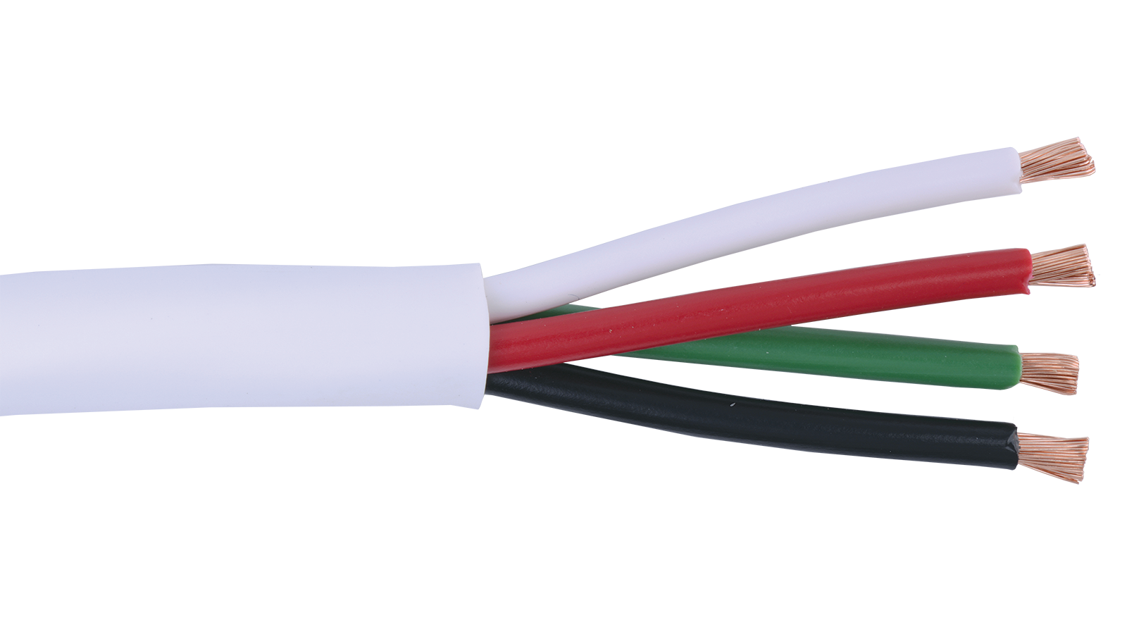 4 Awg Cable : C ko wht knockout awg conductor speaker cable