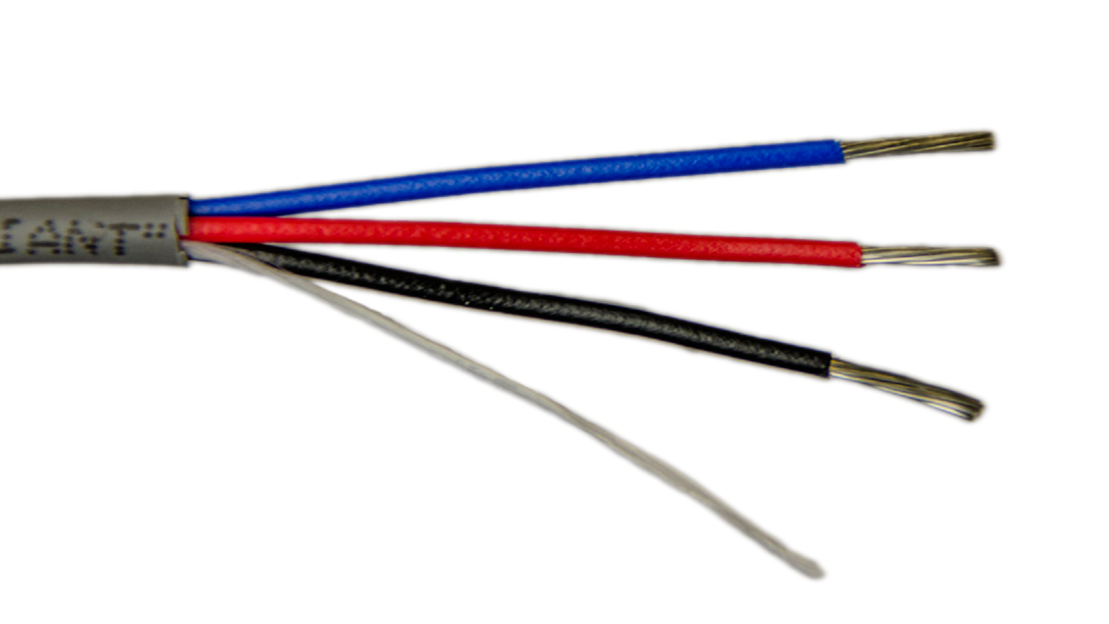 18 3c Oc Gry Oem Systems 18 Awg 3 Conductor Occupancy Sensor Cable With Special Color Code