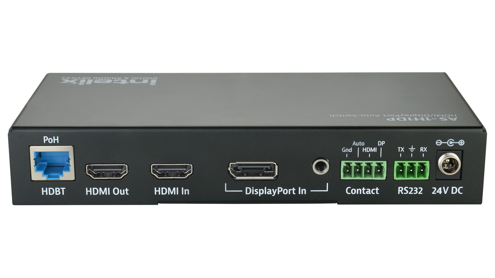 As 1h1dp Hdmi Displayport Auto Switcher With Hdmi
