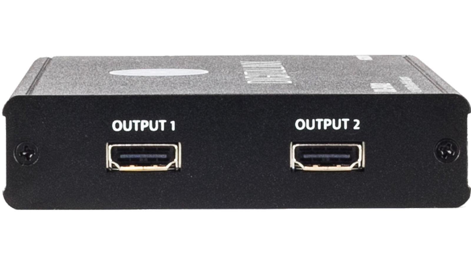 Dl Da12 Hdmi Distribution Amp With 4k Support 1 Input
