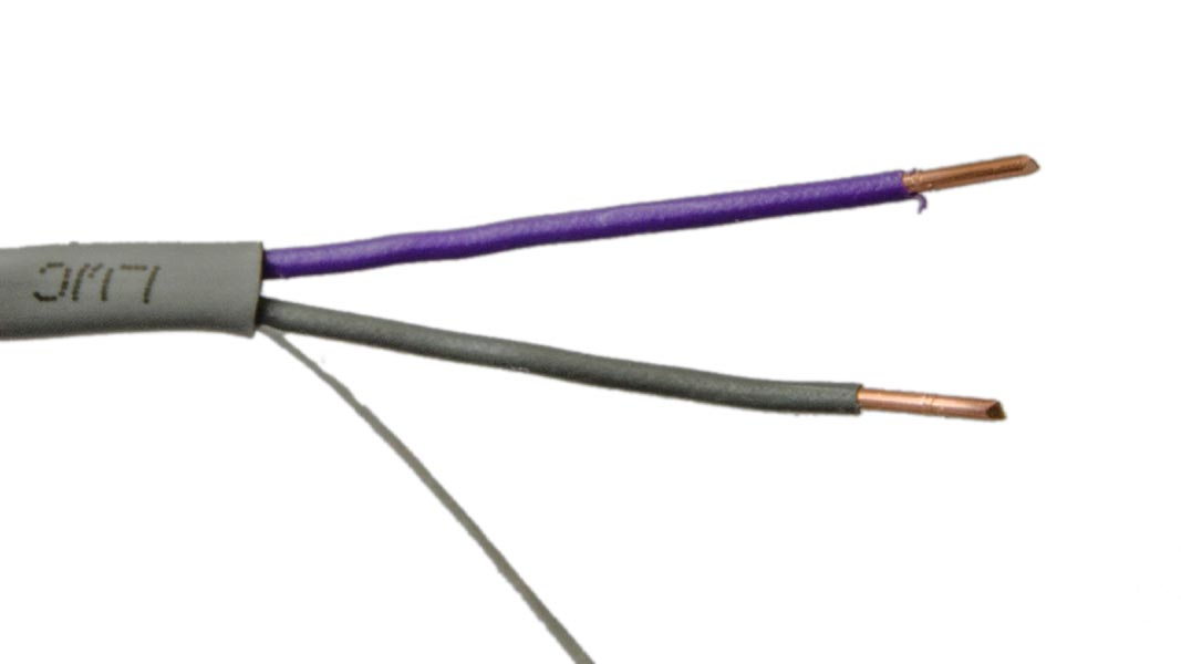 18 5 25 Low Volt Cable : C lvb gry oem systems awg solid conductor low