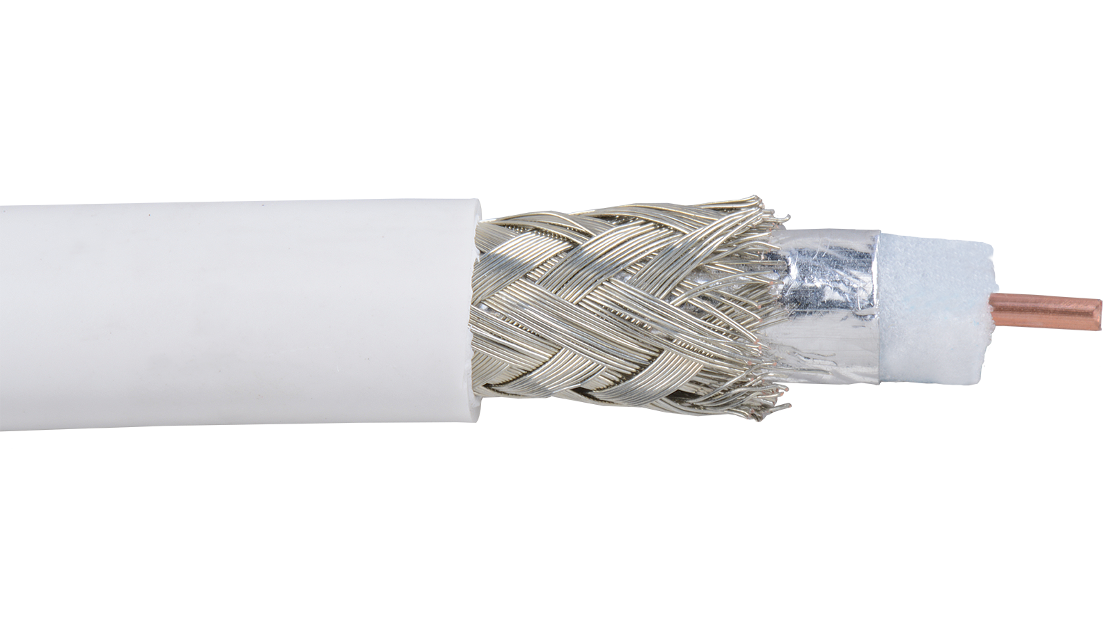 18-CMR-SD-BLK - Serial Digital RG6 dual Shield 4.5 GHz Coaxial Cable