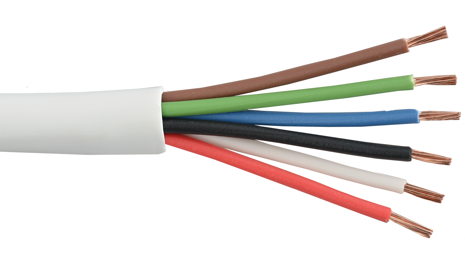 22 6c Gry Commercial Grade General Purpose Awg 6 Conductor Cable Structured Wiring Distribution Modules Free Download