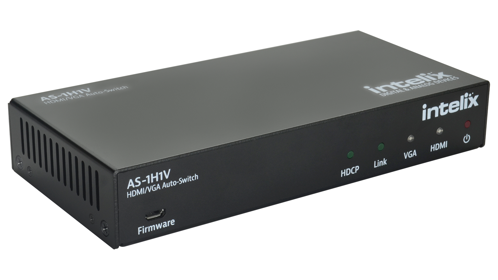 As 1h1v Hdmi Vga Auto Switcher With Scaling Hdbaset Output Cat5 Av Matrix Switches Audio Video Switch Solutions