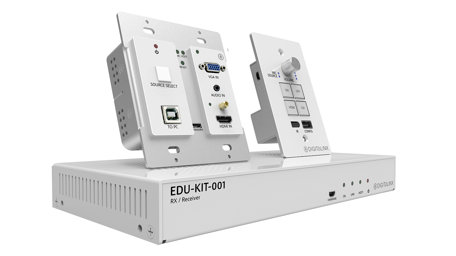 Edu Kit 1h1v Hdmi Vga Usb Av Distribution And Control System Security Electronics Systems Circuits Part 7 Nuts Volts