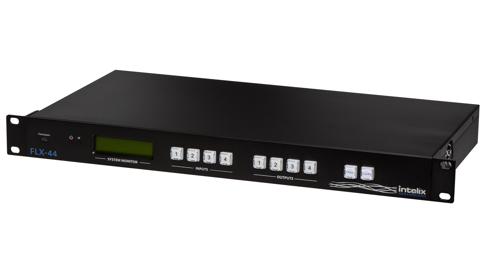 Flx 44 Hdmi Hdbaset Matrix Switcher 4 Input X 4 Output
