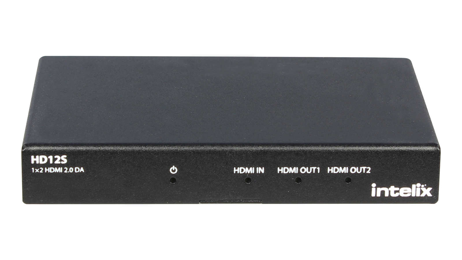 Hd12s 1x2 Hdmi Distribution Amp Splitter 20 18g 4k60 444 550va Ups Home Theater For Structured Wiring Enclosures 4 Outlets