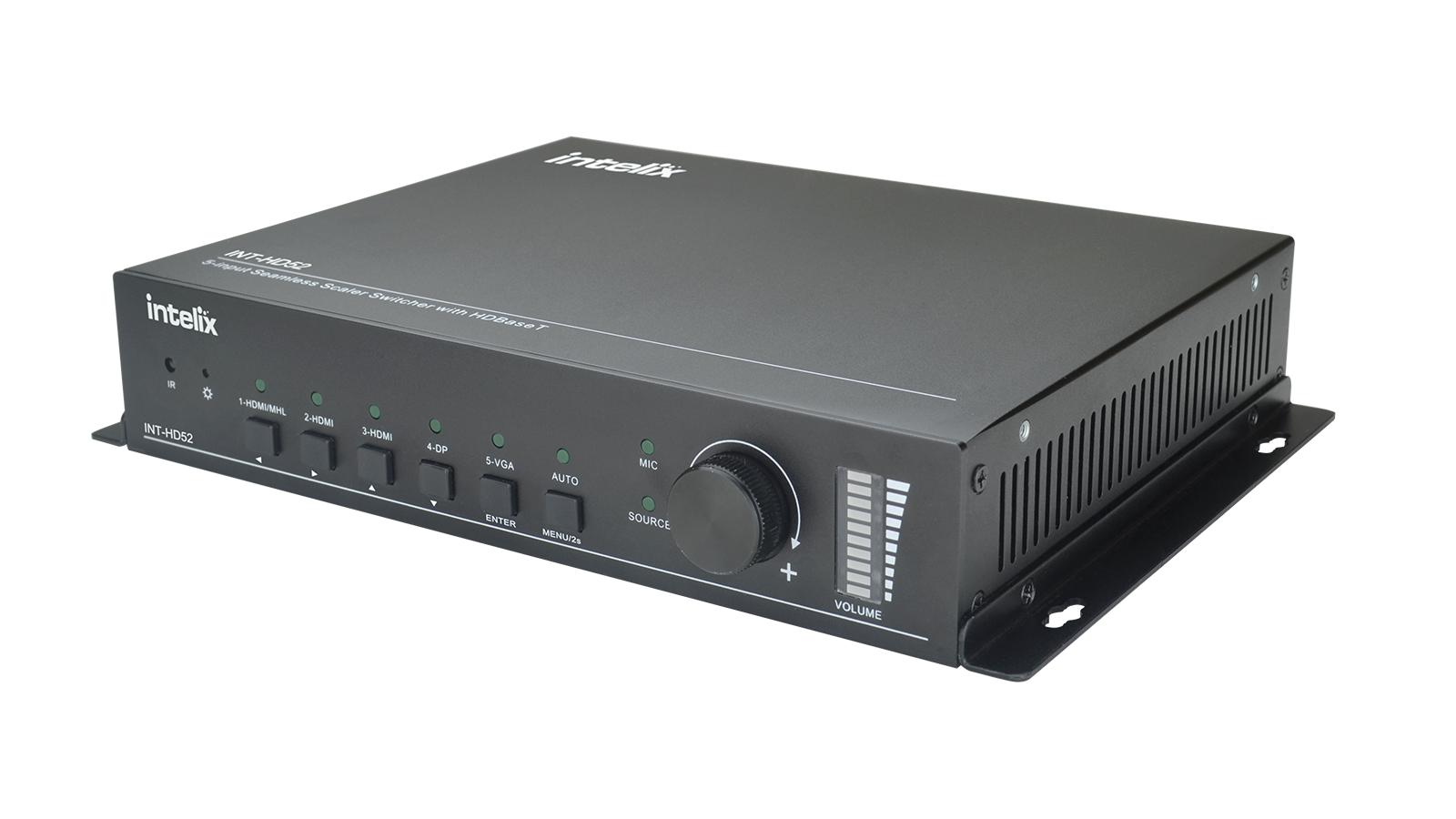 Int Hd52 5x1 Auto Switching Presentation Switcher With Hdbaset Output Project 3a 8211 60 100w Hi Fi Power Amplifier No Equivalent Alternates Available For
