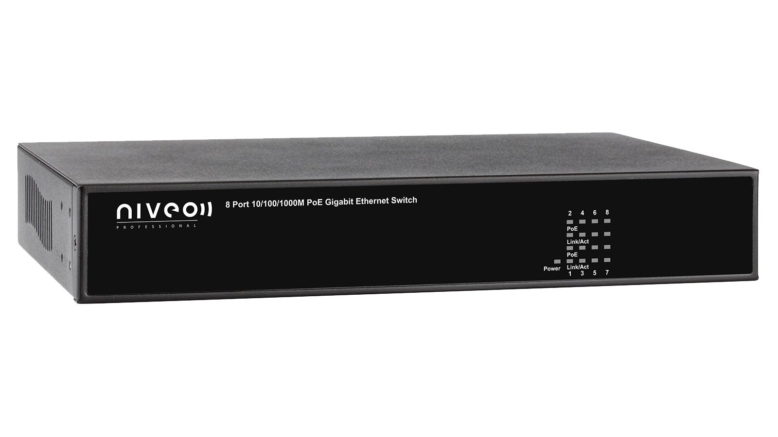 Ngse8h Av Niveo 8 Port Gigabit High Power Poe Rear Facing Switch Thread Tele With 4 Way Alternate Wiring Plz Help
