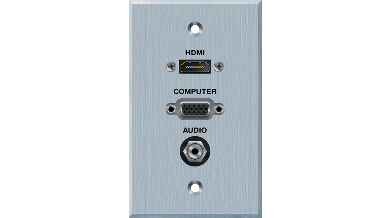 PC-G1795-E-P-C - Panelcrafters precision manufactured HDMI, VGA, and ...