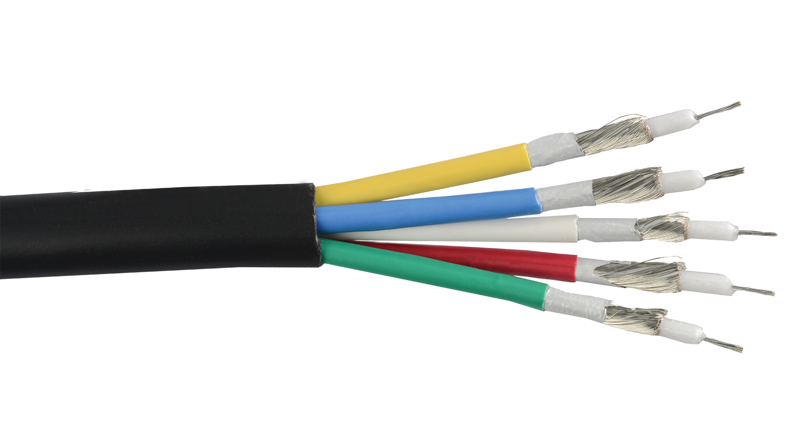 RGB5C-PLN - RGB 5 x 26 AWG Stranded Mini High Resolution Coaxial ...