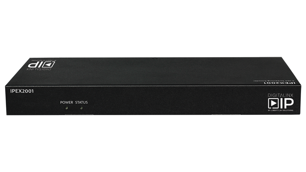 2000 Series Encoder Front
