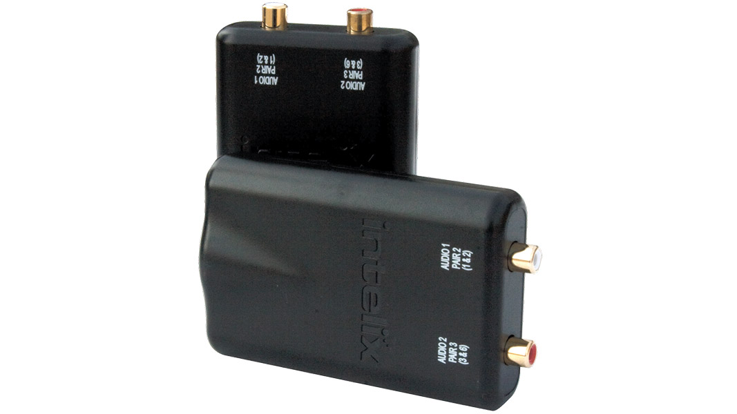 Analog Stereo Audio Balun
