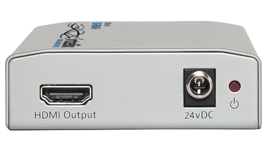 DIGI-HD60-R - 60m HDBaseT HDMI Over Twisted Pair Extender with PoE - Receiver