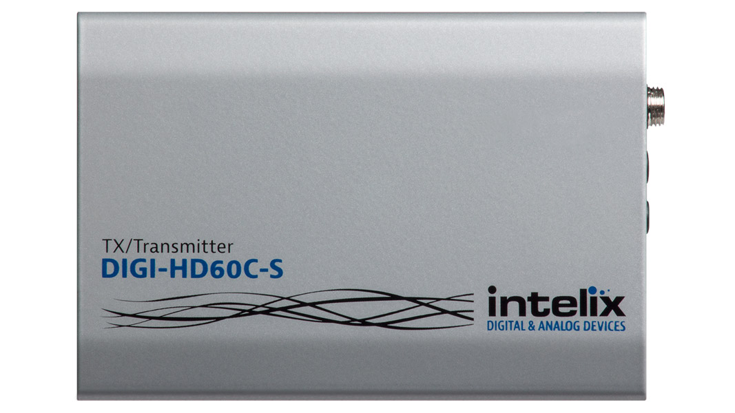 DIGI-HD60C-S - HDBaseT HDMI Over Twisted Pair Transmitter with power and control