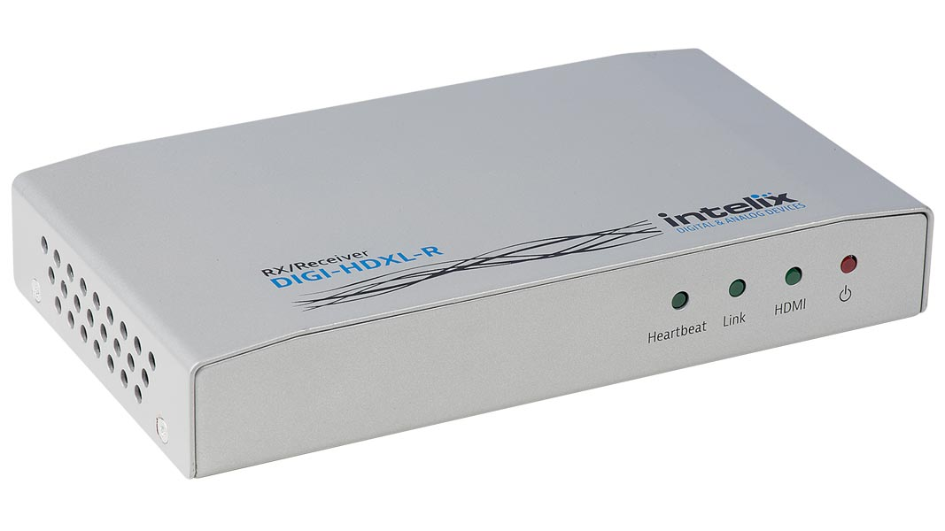 150m HDBaseT HDMI, Ethernet, RS232 & Bi-Directional IR - Receiver