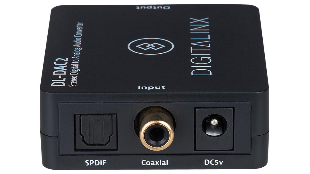 DL-DAC2 - Digitalinx Stereo Digital to Analog Audio Converter