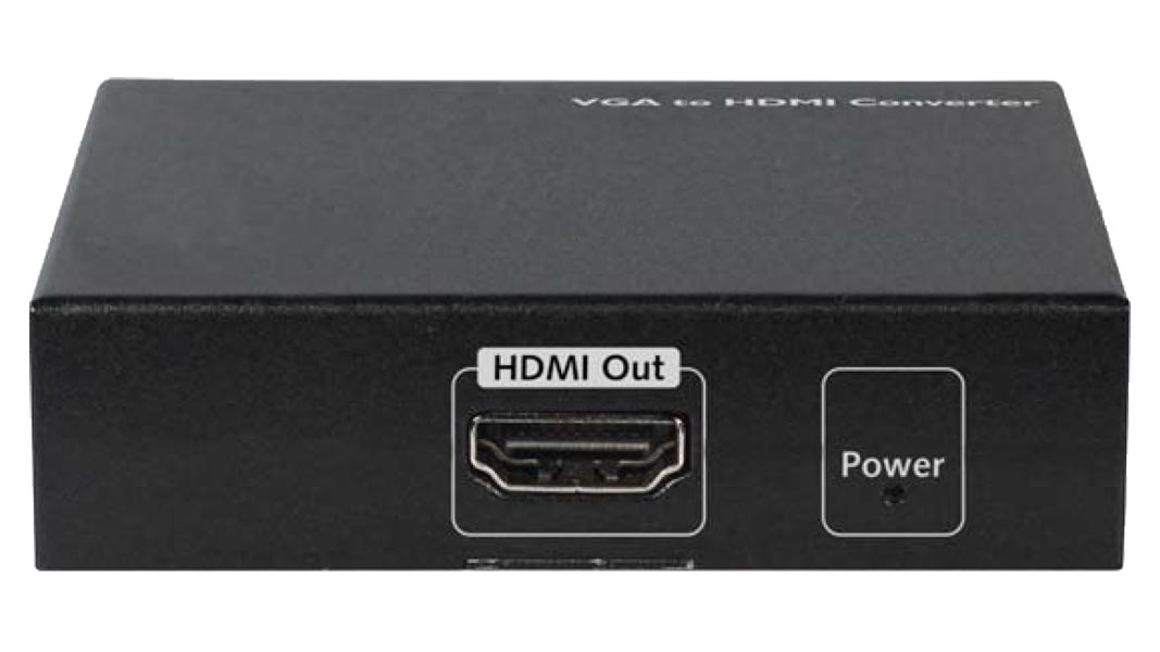 DL-VHD - DigitaLinx VGA W/Audio to HDMI Converter