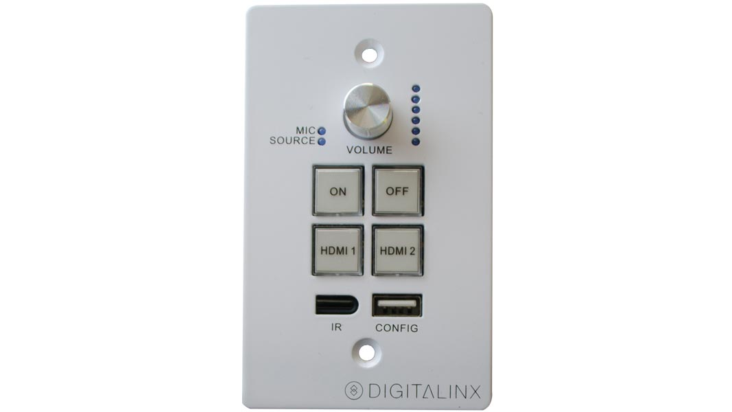 EDU-KIT-001 - HDMI AV Distribution and Control System