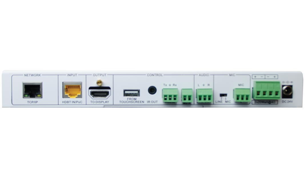 HDMI AV Distribution and Control System