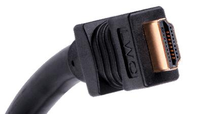 P-HDM-M-08 - Plenum rated High Speed HDMI with Ethernet cable