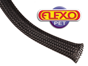 9PT0910 - TechFlex Expandable Sleeving 3/4 inch inner diameter