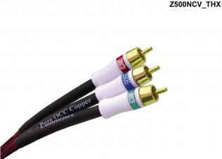 Z500NCV3THX - THX® Certified Home Theater Grade Component Video interconnect for non in-wall use