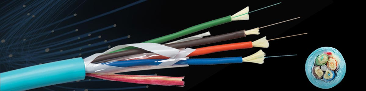 Stronger, Safer and Faster than standard fiber optic cable!